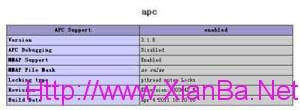 Centos/lnmp下边编译PHP APC成功演示