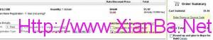 Godaddy 8月5日1美元域名优惠码cool1实测效果图